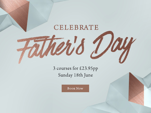 Father's Day at The Swan - Book now